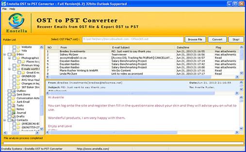 OST File Converter Tool