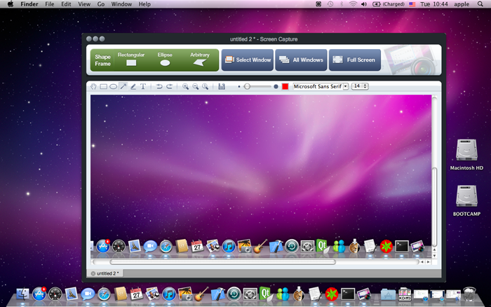 Ondesoft Screen Capture for Mac