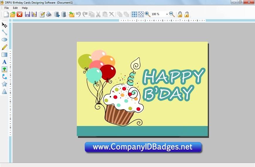 Online Birthday Card