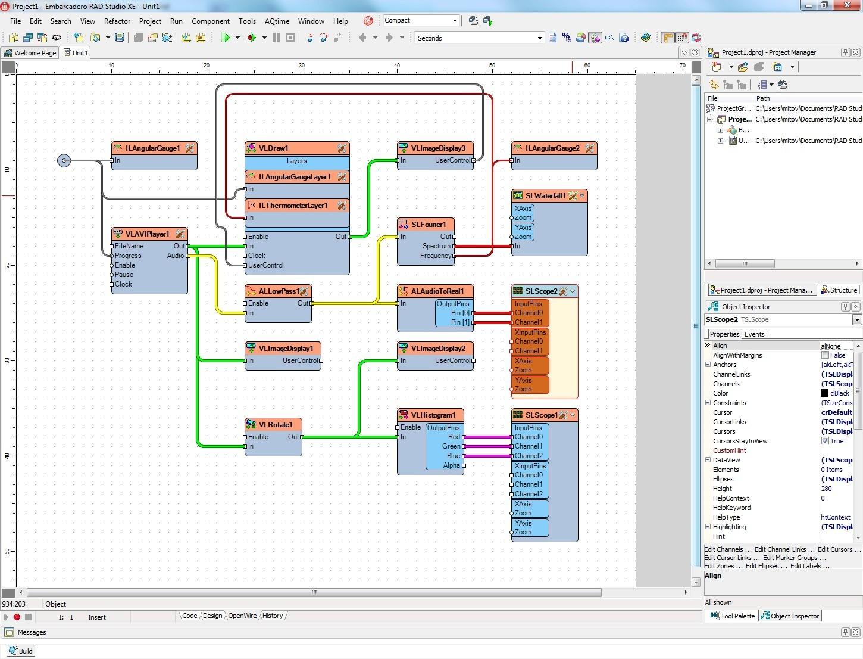OpenWire Editor VCL