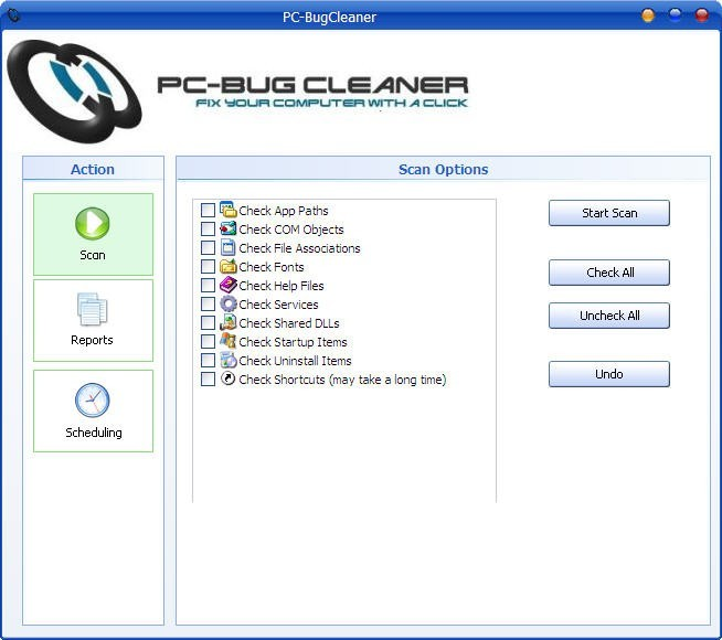PC Bug Cleaner