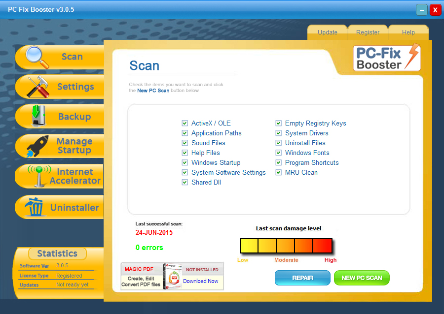 PC Fix Booster