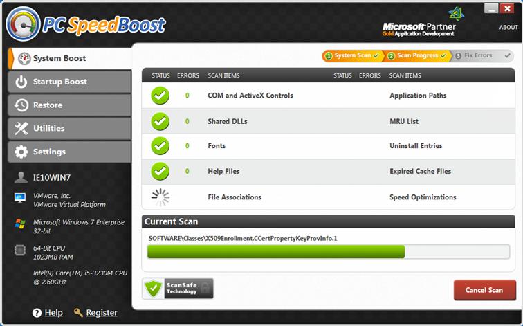 PC SpeedBoost