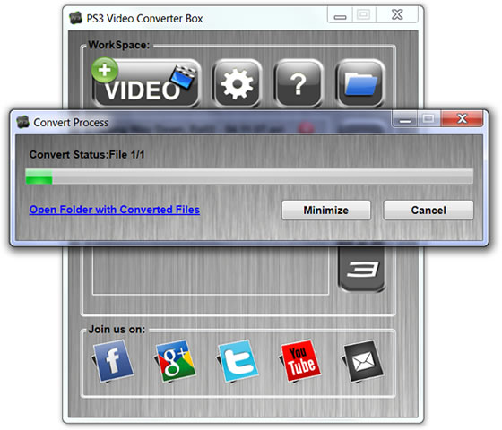 PS3 Video Converter Box