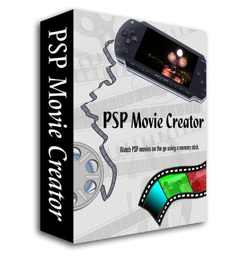 PSP Movie Creator