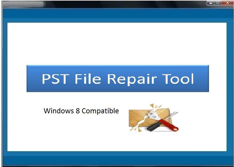 PST File Repair Tool