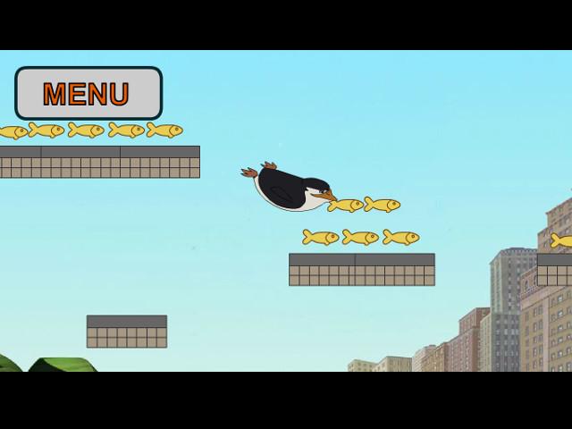 Penguin Dash