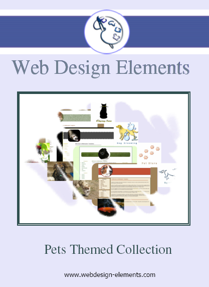 Pet Web Elements