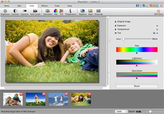 PhotoPad Photo Editing Free for Mac