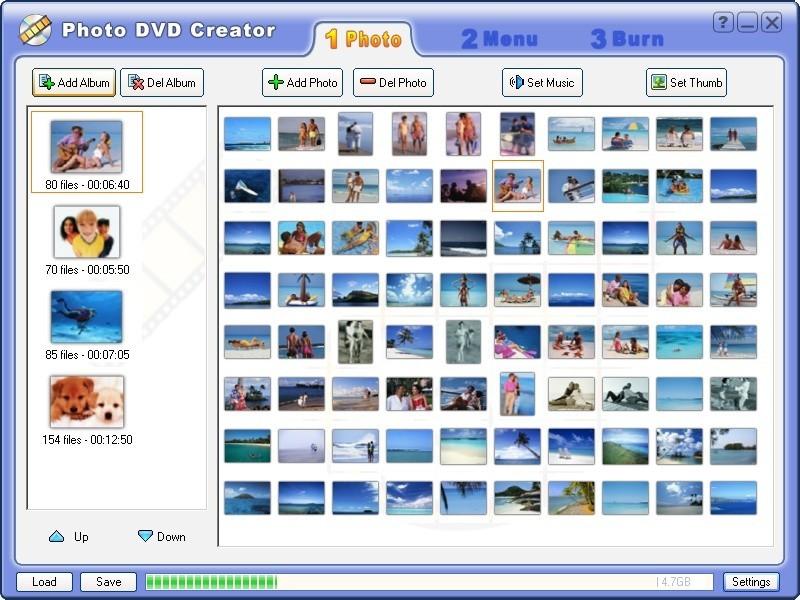 Photo DVD Creator