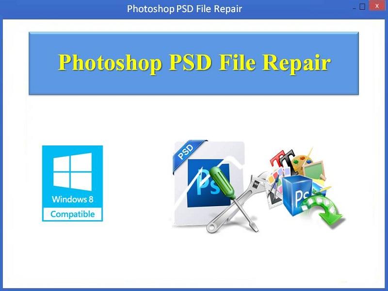 Photoshop PSD File Repair