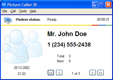 Picture Caller ID