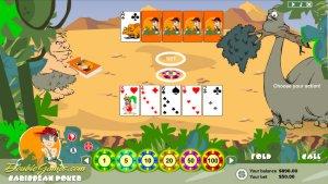 Prehistoric Caribbean Poker
