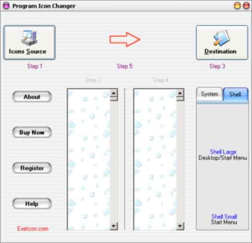 Program Icon Changer