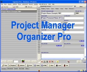 Project Manager Organizer Pro