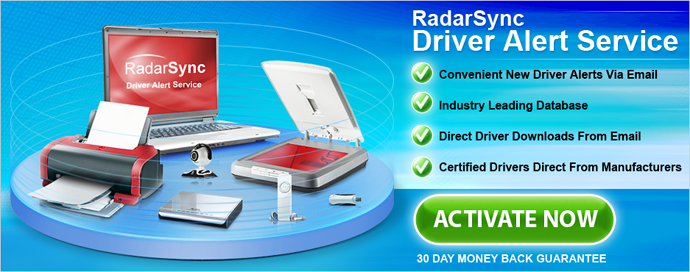 RadarSync Driver Alert Service
