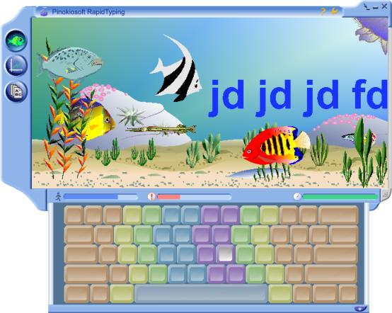 RapidTyping - Typing Tutor
