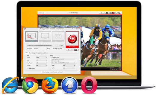 Readygo Screen Recorder Basic