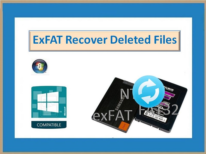 Recover Deleted Files from ExFat