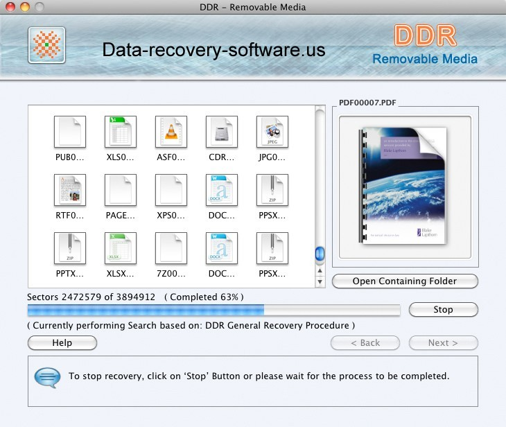 Recover Deleted Mac File