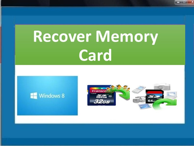 Recover Memory Card