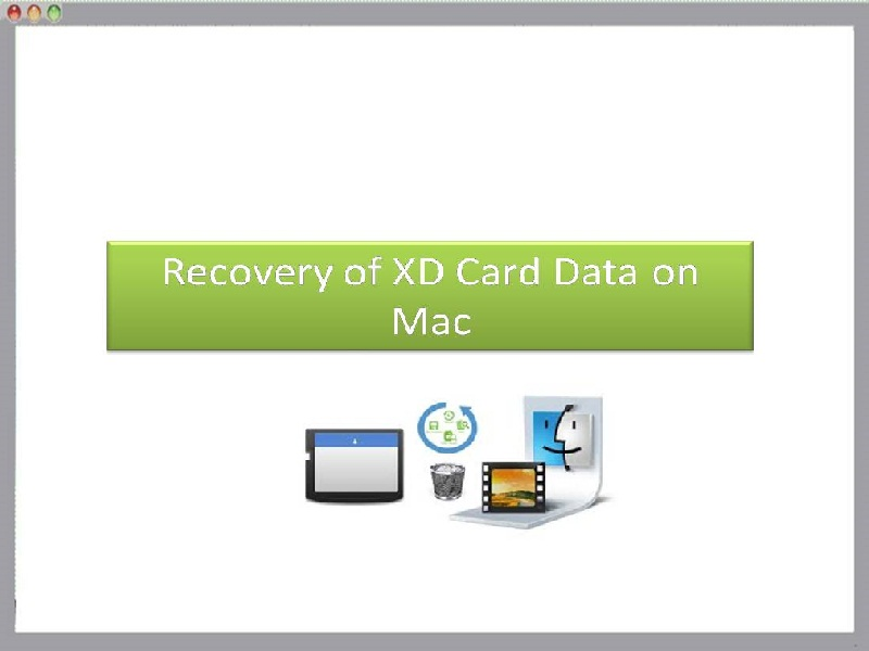Recovery of XD Card Data on Mac