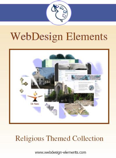 Religious Web Elements