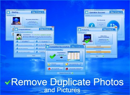 Remove Duplicate Photos and Pictures