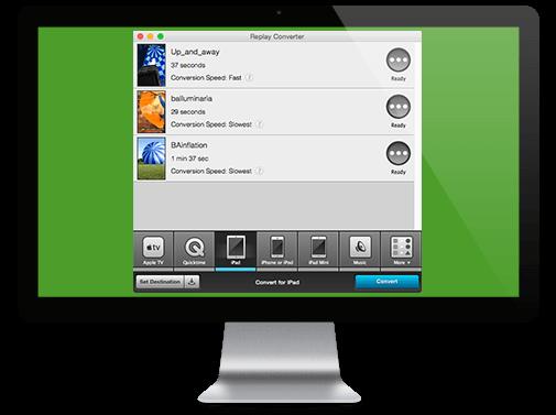 Replay Converter Mac