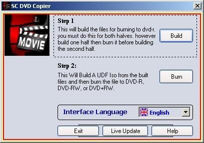 SC DVD Copier