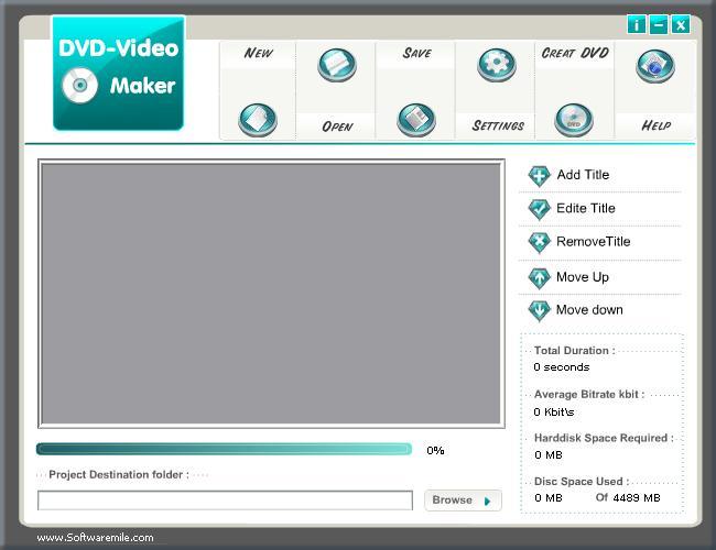 SM DVD Video Maker