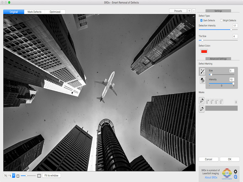 SRDx Photoshop Plugin Mac