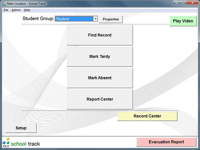 School Track Student Attendance Software