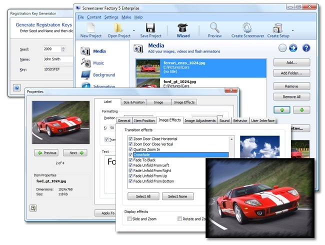 Screensaver Factory 5 Pro