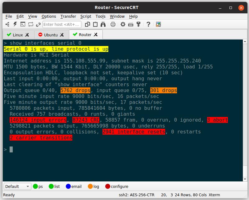 SecureCRT for Linux