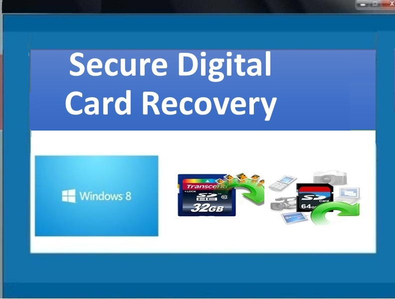 Secure Digital Card Recovery
