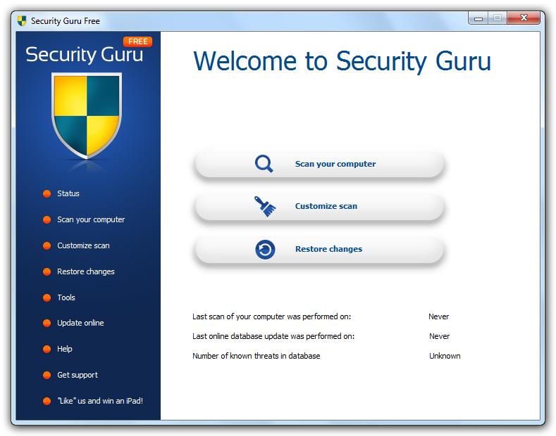 Security Guru Free