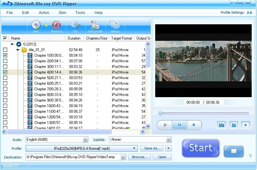 ShineSoft Blu-ray DVD Ripper