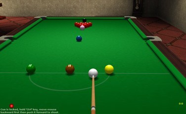 Snooker Game Online