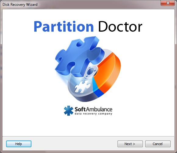 SoftAmbulance Partition Doctor