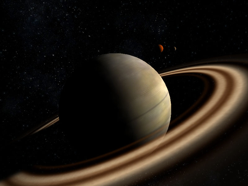 Solar System 3D Screensaver