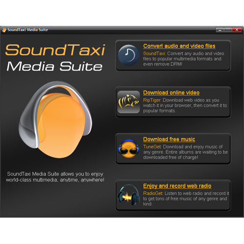 SoundTaxi Media Suite Coupon
