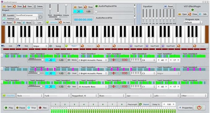 SoundTrackComposer