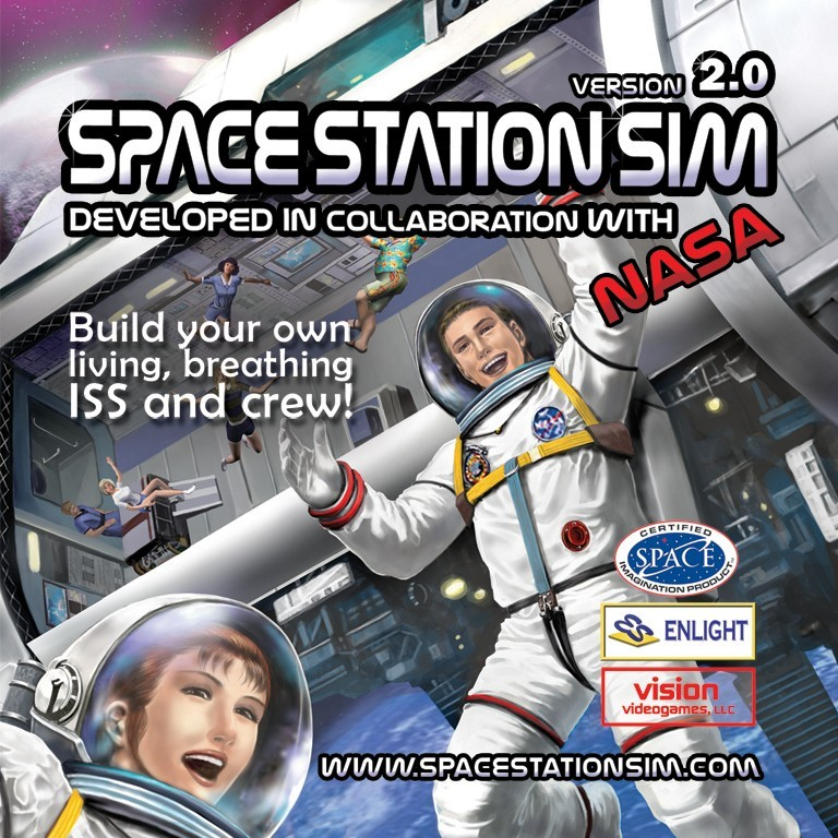 SpaceStationSim