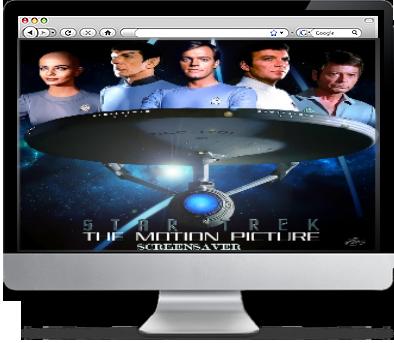 Star Trek The Motion Picture  Screensaver
