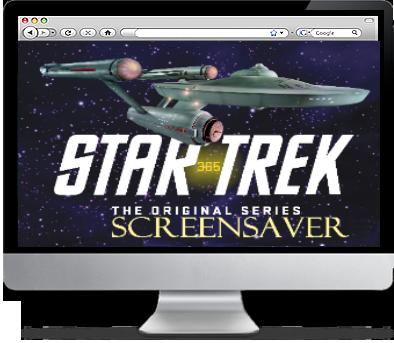 Star Trek The original series  Screensaver