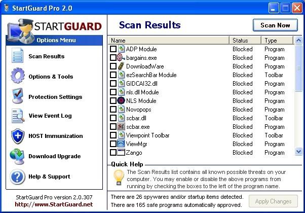 StartGuard Pro