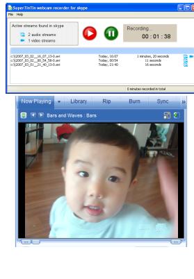 Supertintin MSN Webcam Recorder
