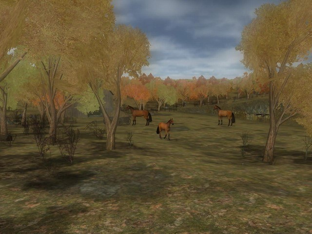 Thanksgiving Scenery 3D