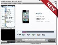 Tipard iPhone 4G to PC Transfer
